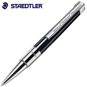 高級 ボールペン 名入れ ステッドラー レシーナ ボールペン ブラック 9PB319B-9J|nomado1230