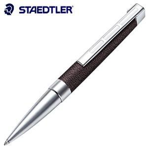 高級 ボールペン ステッドラー コリウム シンプレックス ボールペン ブラウン 9PC330B-9|nomado1230