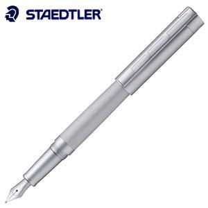 万年筆 名入れ ステッドラー メタルム 万年筆 メタル 9PMM140|nomado1230