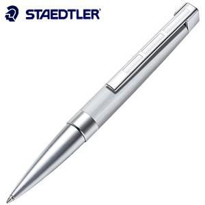 高級 ボールペン 名入れ ステッドラー メタルム ボールペン メタル 9PMM340B-9|nomado1230