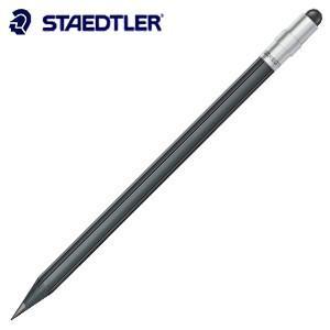 鉛筆 ステッドラー ザ・ペンシル タッチペン付き鉛筆 6本入り ブラック 9PTP581|nomado1230