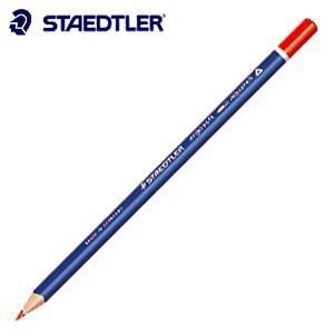 色鉛筆 水彩 ステッドラー エルゴソフト アクェレル 水彩色鉛筆 グリーン 12本箱入り 156-5|nomado1230