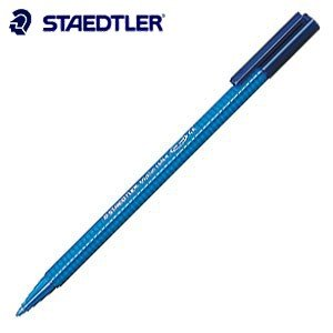 水性ペン ステッドラー トリプラス オリーブグリーン カラーペン 10本箱入り 323-57|nomado1230