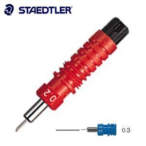 製図用品 ステッドラー マルス マチック 交換ペン先 線幅0.3ミリ 750-03|nomado1230