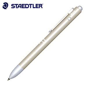 ステッドラー アバンギャルド ライト 多機能ペン マルチペン シャンパンゴールド 927AGL-G|nomado1230