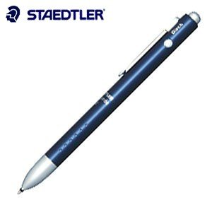 ステッドラー アバンギャルド ライト 多機能ペン マルチペン ナイトブルー 927AGL-N|nomado1230