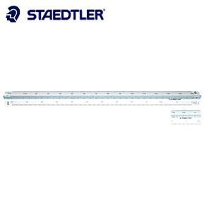 製図用品 ステッドラー 高精度オールアルミ 副尺付き 5センチ 三角スケール 30センチ 一般用 987-30-4|nomado1230