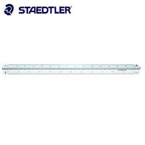 製図用品 ステッドラー 高精度オールアルミ 副尺なし 三角スケール 30センチ 土地家屋調査士用 987-30-5|nomado1230