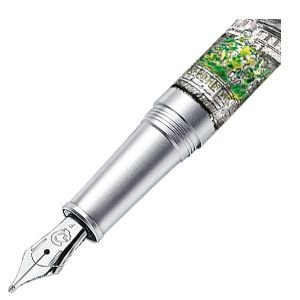 万年筆 名入れ ステッドラー コリウム ウルベス 万年筆 東京 9PU150F|nomado1230|02