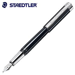 万年筆 名入れ ステッドラー レシーナ 万年筆 ブラック 9PB119 nomado1230