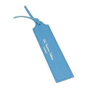 ブックマーク 名前入り スリップオン NC Noblessa ブックマーク 3個セット ジーンブルー DNK-6001JBL|nomado1230