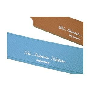 ブックマーク 名前入り スリップオン NC Noblessa ブックマーク 3個セット ジーンブルー DNK-6001JBL nomado1230 03