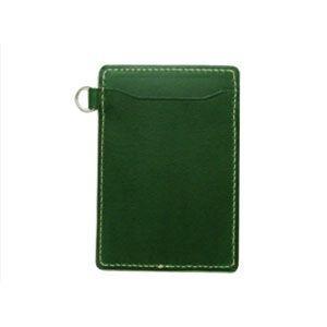 パスケース メンズ スリップオン INFORMATIONシリーズ New Leather Productsコレクション BT パスケース ブルー INL-3003BL|nomado1230|02
