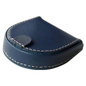 コインケース メンズ 名入れ スリップオン BTシリーズ タフト 小銭入れ ブルー INL-5006BL|nomado1230