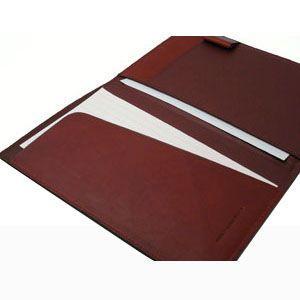 メモカバー 革 スリップオン Rio&DNLシリーズ ワイン RHODIA メモカバー No.14サイズ対応 IOL-6802WN nomado1230 06