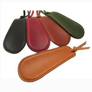 靴べら おしゃれ 革 名入れ スリップオン Rio&DNLシリーズ ワイン 靴ベラ シューホーン IOL-2501WN nomado1230 04