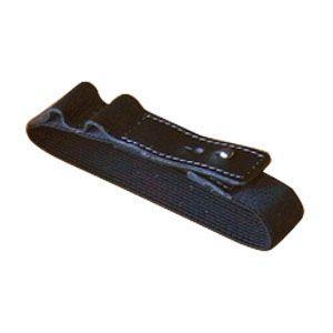 ブックバンド おしゃれ 革 スリップオン MinervaBoxシリーズ レザーバンドS 3個セット ブラック IVL-1501BK|nomado1230