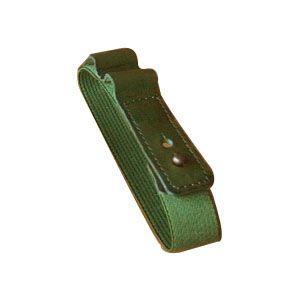 ブックバンド おしゃれ 革 スリップオン MinervaBoxシリーズ レザーバンドS 3個セット グリーン IVL-1501GRN|nomado1230