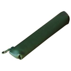 ペンケース 革 名入れ スリップオン ノワール プチ ペンケース グリーン 3個セット NSL-1204GRN nomado1230