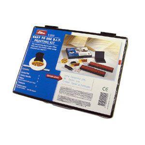 スタンプ スリップオン ステーショナリーコレクション Stamp SHINY プリンティングキット S-200|nomado1230