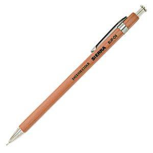高級 ボールペン スリップオン ステーショナリー SIERRAコレクション ナチュラル 木軸ボールペン Lサイズ 10本ロット WBP-3801NT|nomado1230