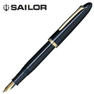 セーラー万年筆 プロフィット ふでDEまんねん 紺 10-0212-740|nomado1230