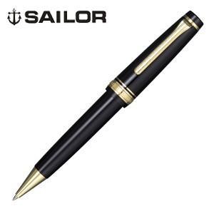 高級 ボールペン 名入れ セーラー万年筆 オリジナルペンケース プレゼント プロフェッショナルギア ボールペン ゴールドクリップ 16-1036-620|nomado1230