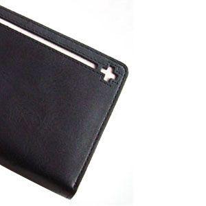 C カンパニー クローチェシリーズ ネイビー・ホワイト 長財布 cro-809NB|nomado1230|06