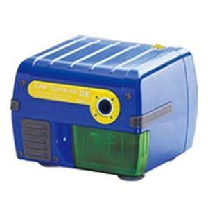 電動鉛筆削り ソニック スーパータフブレードDX 電動えんぴつ削り ブルー SK-511-BB|nomado1230