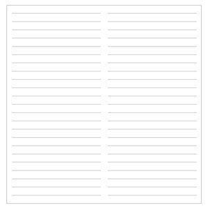 リフィル 横罫 ダイゴー ハンディピック・ラージ リフィール 横罫厚口29 7ミリ幅 10セット ブラック C5117|nomado1230|02