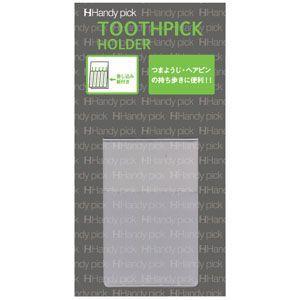 リフィル ダイゴー ハンディピック トゥースピックホルダー 6セット C5501|nomado1230