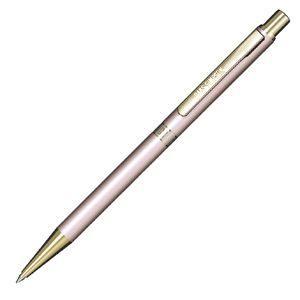 高級 ボールペン 名入れ ダックス(DAKS) ハイセンス スリムタイプ メタルピンク ボールペン 66-1225-231 nomado1230