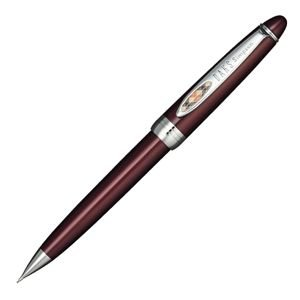 ダックス(DAKS) ラスティリア ワンポイントクロスチェック レッド ペンシル 66-1335-530|nomado1230
