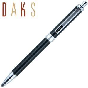 高級 ボールペン 名入れ ダックス(DAKS) DAKS レジェンドC 油性ボールペン ブラック 66-1243-220|nomado1230