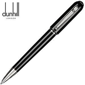 高級 ボールペン 名入れ ダンヒル サイドカー ブラックレジン ボールペン NUW2113|nomado1230