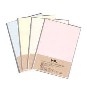 和紙 印刷用紙 A4 ツバメノート インクジェット対応 OA用紙 和紙 細雪 A4 10冊セット ホワイト A4IJ-01|nomado1230
