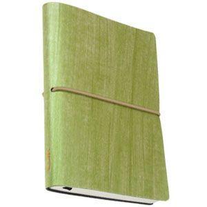 ノート 横罫 チアック (CIAK) フィレンツェノート eco Sサイズ 横罫 192ページ ナチュラル 8165CKR25|nomado1230