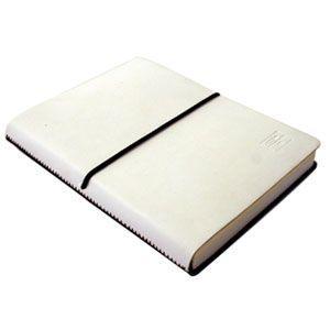 ノート 無地 チアック (CIAK) チアック・デュオ CIAK・DUO フィレンツェノート Mサイズ 無地ノート+罫ノート ブラック+ホワイト 8175CKD34|nomado1230