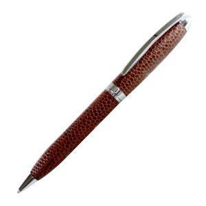 高級 ボールペン デリブリス アドリアーナシリーズ コモ レザー ボールペン 2本セット チャ BCOM-BR|nomado1230