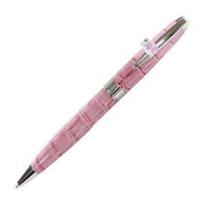 高級 ボールペン デリブリス アドリアーナシリーズ パドバ レザー ボールペン 2本セット ピンク BPD250P|nomado1230