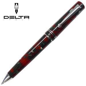 高級 ボールペン 名入れ デルタ ジャーナル コレクション ボールペン レッド journal-bl-rd|nomado1230