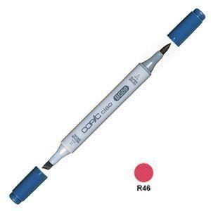 アルコールマーカー トゥー コピックチャオ COPIC CIAO アルコール染料 インクペン 単色 9本セット Strong Red CIAO-R46 nomado1230