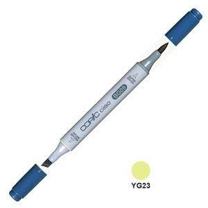 アルコールマーカー トゥー コピックチャオ COPIC CIAO アルコール染料 インクペン 単色 9本セット New Leaf CIAO-YG23|nomado1230