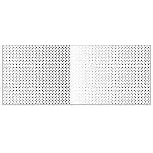 デリーター デリータースクリーン グラデーション 8個セット SE-958 No. 110958|nomado1230