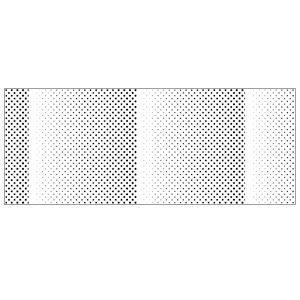デリーター デリータースクリーン グラデーション 8個セット SE-961 No. 110961 nomado1230