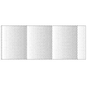 デリーター デリータースクリーン グラデーション 8個セット SE-962 No. 110962 nomado1230