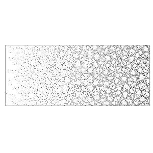 デリーター デリータースクリーン グラデーション 8個セット SE-994 No. 110994|nomado1230