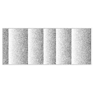 デリーター デリータースクリーン グラデーション 8個セット SE-995 No. 110995|nomado1230
