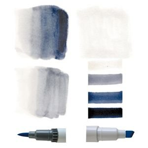 水性ペン デリーター ネオピコ3 マーカー・ドローイングペン A-028 4本セット アッシュパープル No. 3112028|nomado1230|05