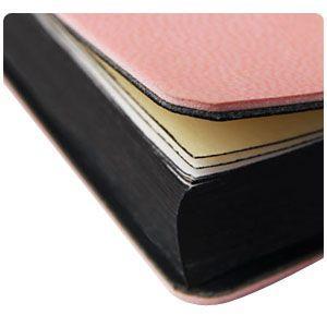 ノート A6 デイクラフト(DAYCRAFT) Signature A6サイズ ノートブック 2セット ブラック R4012|nomado1230|04
